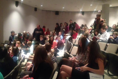 Scholastic_Arts_Award_-_Audience.Arrivaljpg