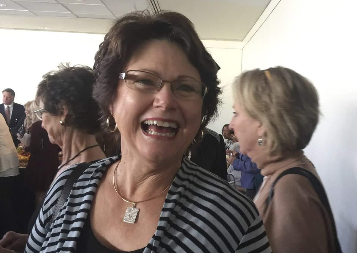 League Member Sherry Murphy